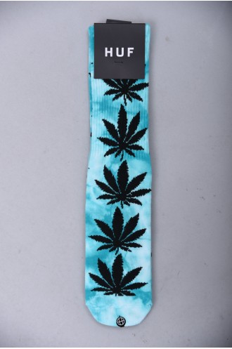 Chaussettes Huf Plantlife Tie Dye Crew