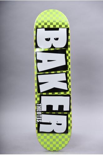 Baker Baker Brand Name Check Foil...