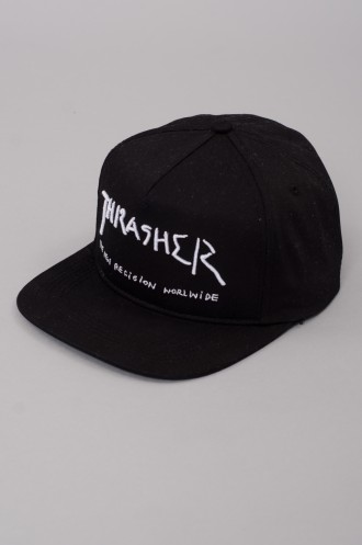 Thrasher Thrasher New Religion