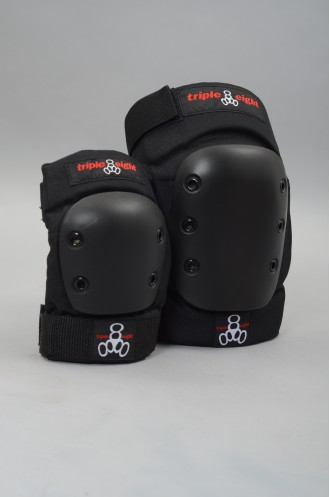Protections Roller Triple 8 Park 2-pack Knee &...