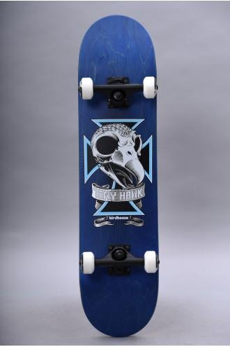 Skate Complet Birdhouse Stage 3 Skull 2 Blue