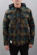 Veste ski / snowboard homme 686-Authentic Woodland Insulated-FW16/17
