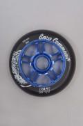 841-Roue Enzo 100 Blue 100mm/88a-INTP