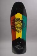 Plateau de skateboard Alva-Street Rasta Signed Edition Limitee-INTP