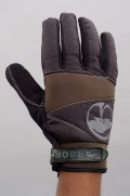 Arbor-Slide Glove Black/brown-INTP