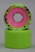 Atom-Juke Green/pink 59mm-93a Pack De 4-INTP
