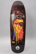 Plateau de skateboard Black label-Jason Adams King Kid 9.63 X 32-2018