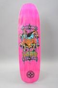 Plateau de skateboard Black label-John Lucero X2 8.88 X 32.25 Pink-2018