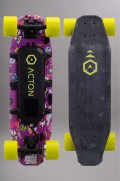 Blink board-Electrique Purple Pattern-2017