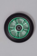 Blunt scooter-Blunt 10 Spokes 100mm Green Avec Roulements Abec 9-INTP