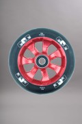 Blunt scooter-Blunt 7 Spokes Red/black Avec Roulements Abec 9-INTP