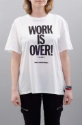 Carhartt wip-Work Is Over T-shirt-SPRING17