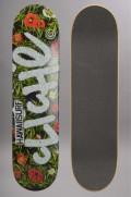 Plateau de skateboard Cliche-X Hawaiisurf Black-INTP