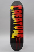 Plateau de skateboard Creature-Logo Stencil Md-2017