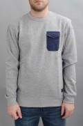 Sweat-shirt homme Dc shoes-Conroe-FW16/17