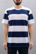 Tee-shirt manches courtes homme Dc shoes-Madars Stripe-SPRING17