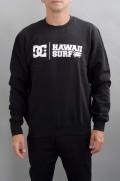 Sweat-shirt homme Dc shoes-X Hawaiisurf 40 Th-FW16/17