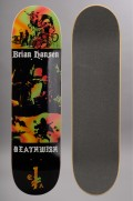 Plateau de skateboard Deathwish-Slash Colors Of Death-2016