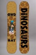 Planche de snowboard homme Dinosaurs will die-Rat 2017-FW16/17