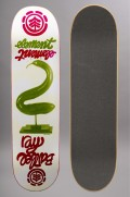 Plateau de skateboard Element-Barbee Bronze-INTP