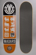 Plateau de skateboard Element-Madars Ascend-INTP
