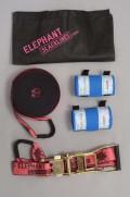 Elephant slacklines-Elephant Rookie Flash Line 15 Metres-INTP