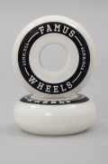 Famus-Wheel Blanche 60mm-90a-2018