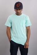 Tee-shirt manches courtes homme Huf-Box Logo Pocket-SPRING17