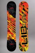 Planche de snowboard homme Libtech-Lib-tech Sk8 Banana Red-FW16/17