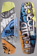 Planche de wakeboard homme Liquid force-Classic-SS16