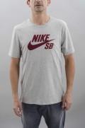 Tee-shirt manches courtes homme Nike sb-Logo Tee-FW16/17
