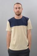 Tee-shirt manches courtes homme Oh dawn-Atlas-FW17/18