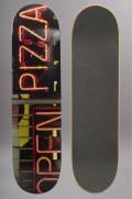 Plateau de skateboard Pizza skateboard-Open-2017