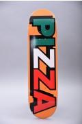 Plateau de skateboard Pizza skateboard-Tri Logo Orange 8.75-2018