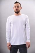 Tee-shirt manches longues homme Polar skate co-Polar Script-FW17/18