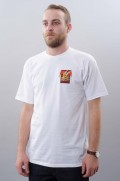 Tee-shirt manches courtes homme Powell peralta-Cab Street  Dragon-FW17/18