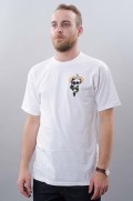 Tee-shirt manches courtes homme Powell peralta-Mcgill Skull &  Snake-FW17/18
