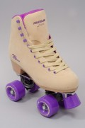 Rollers quad Powerslide-Melrose Lightbrown Purple-2015