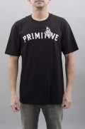 Tee-shirt manches courtes homme Primitive-Smokin Nun-HO16/17