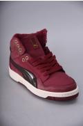 Chaussures Puma-Rebound Red/black-2017