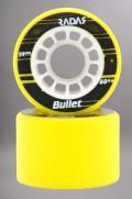 Radar-Bullet Yellow 59mm-88a Pack De 4-INTP