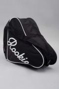 Rookie-Boot Bag Logo Black-INTP