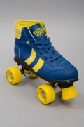 Rollers quad Rookie-Retro Blue/yellow-2015