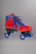 Rollers quad Rookie-Retro Red/blue-2015