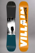 Planche de snowboard homme Salomon-The Villain-FW17/18