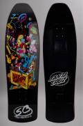 Plateau de skateboard Santa cruz-Grosso Toybox Black Reissue-INTP