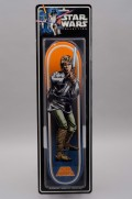 Plateau de skateboard Santa cruz-L.skywalker Star Wars Collectible-INTP