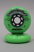 Seba-Street Invader Green 84mm-84a-INTP