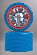Skubs-Spinner Blue/red 63mm-88a Pack De 8-INTP