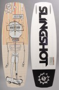 Planche de wakeboard homme Slingshot-Shredtown-SS16